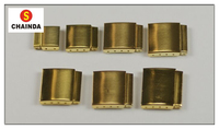 Frete grátis 50 pçs pulseira de relógio extensor ouro/prata estender correias bandas fecho extensão link para reparação relógio|Kits e ferramentas de reparo| |  -