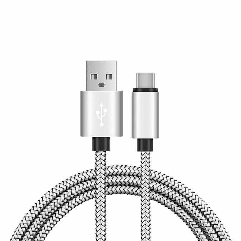 قصيرة 2 m 3 m طويل نوع-C USB سريع بيانات الشحن كابل علامة هواوي زميله 20 لايت 10 P20 برو نوفا 4 3e 3i الشرف 10 9 الرؤية 20 شاحن