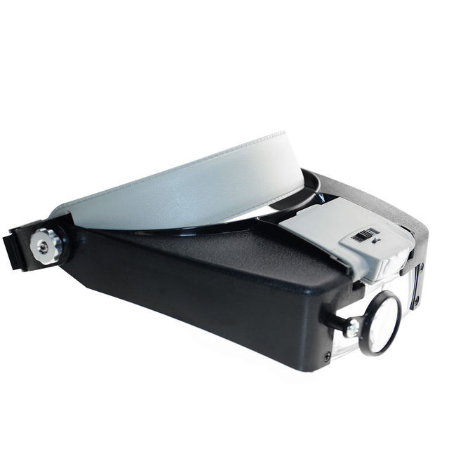 10x Magnification Headband Magnifier