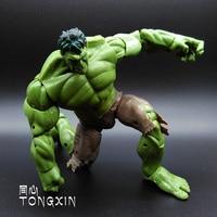 Marvel Hulk The Hulk Avengers 2 Movie Captain America Doll Toy Decoration Action Figure