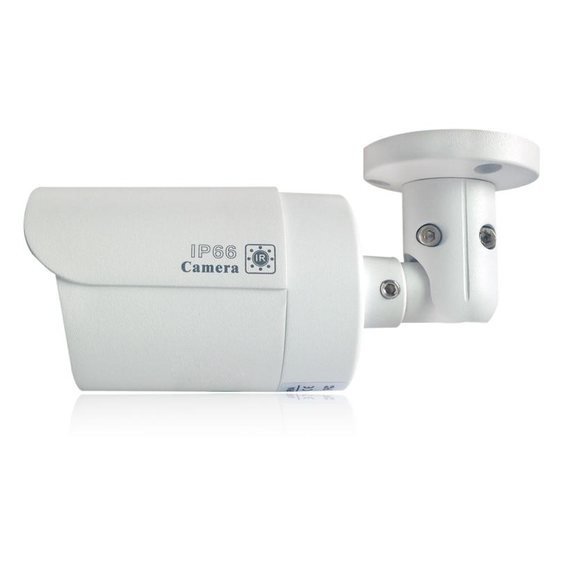 Kamera IP Onvif POE 20m Podczerwień Night Vision Wodoodporny CCTV - Bezpieczeństwo i ochrona - Zdjęcie 5
