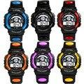 Waterproof Mens Boy's Digital LED Quartz Alarm Date Sports Wrist Watch #2502 Brand New High Quality Luxury Free Shipping