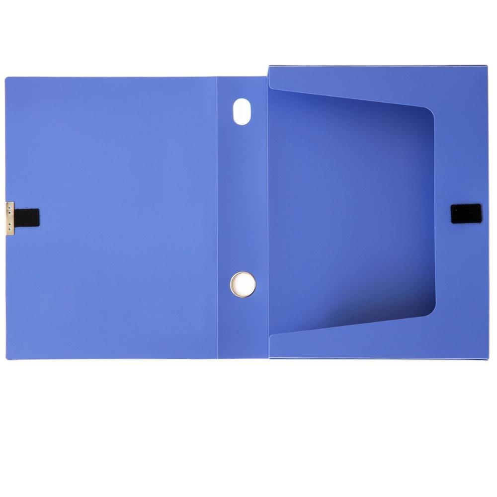 1pcs A4 File Plastic Data Box