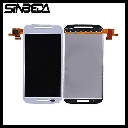 Sinbeda LCD Tela For Motorola MOTO E XT1021 XT1022 XT1025 LCD Display+Touch Screen Digitizer Assembly Replacement Black or White