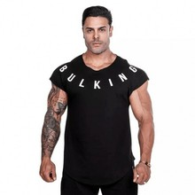Brand Gyms Clothing Fitness Men Tank Top L99