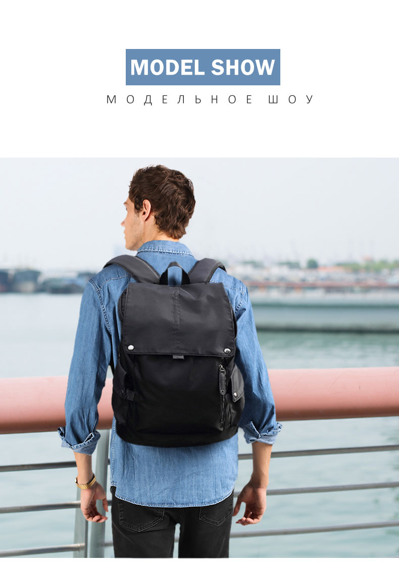 Men Waterproof Backpack HTB1lStGBzDpK1RjSZFrq6y78VXa0 Backpack