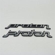 Для Proton Wira Saga Satria Magma Эмблема для багажника Крышка буквы значок логотип для автомобильного стайлинга