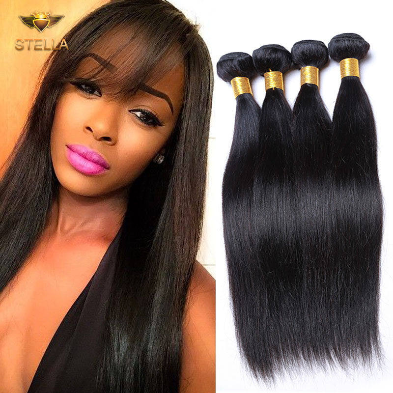 Straight Indian Hair Extensions