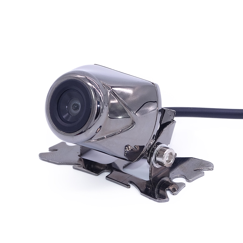 Promotion New arrival CCD universal car Rear parking camera assistance Monitoring continuous work camera night vision Free Ship