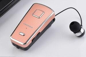 Image 3 - 2019 Fineblue F970 Pro Mini In Ear 10 ชั่วโมงบลูทูธ 5.0 คอคลิปTelescopicธุรกิจกีฬาหูฟังการสั่นสะเทือน
