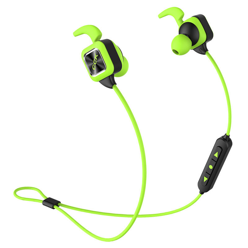 New CCK KS Plus Fashion Wirless Sport Stereo Headset Bluetooth 4.1 Earphones In-ear Bass Earbuds Earpieces with Mic For Phone
