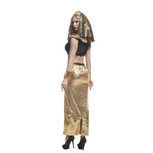 Halloween Costume Ball Performance Party Dance Egyptian Belly Dancer Set
