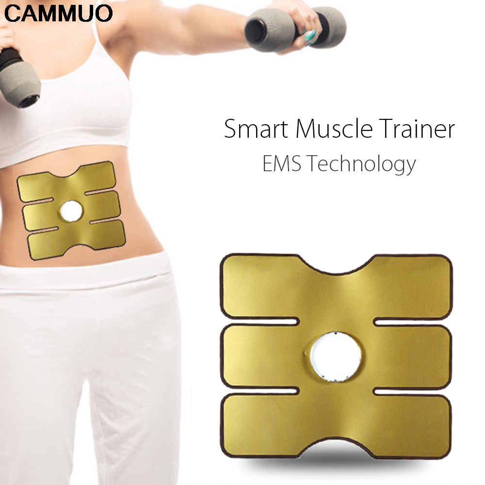 New Arrival Abdominal Machine Electric Muscle Stimulator Trainer Fitness Weight Loss Body Slimming Massage Weight Loss Slim