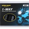 Steelmate 886 T 1 Way Sistema de Alarme Da Motocicleta Controle Remoto Do Motor Parar Anti-hijack com Mini Transmissor