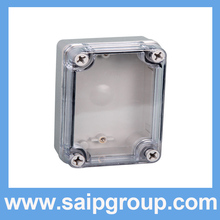 Waterproof  Transparent Door Outdoor Cable Junction Box 80*110*45mm