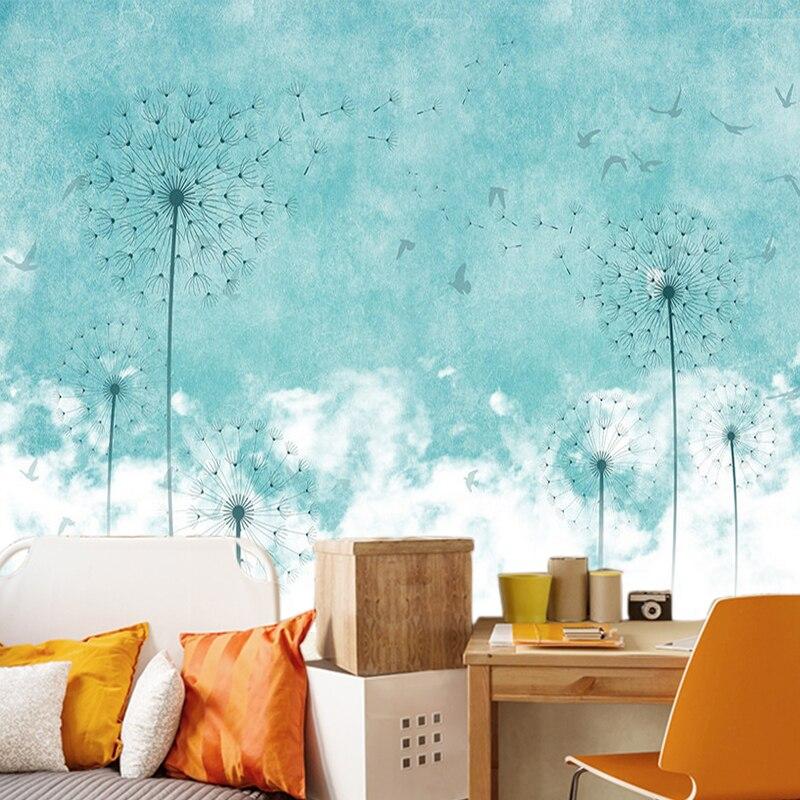 moderne tapete blau werbeaktion-shop für werbeaktion moderne ... - Tapete Blau Schlafzimmer
