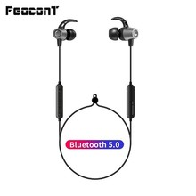 Neckband Bluetooth Earphone Sport Wireless Headphones In Ear Dynamic Earbuds With Mic For Xiaomi IPhone Earbuds Stereo