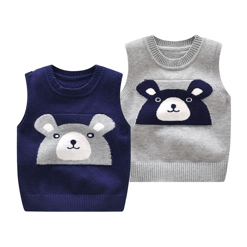 top 9 most popular children knit vest ideas and get free