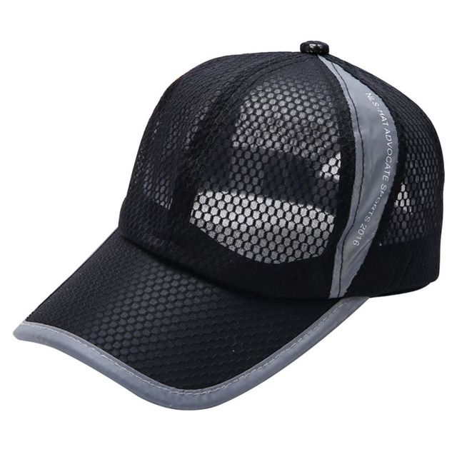 Unisex Fashion Mens Breathable Baseball Cap Snapback Hats Summer Hat  Adjustable-in Baseball Caps from Apparel Accessories on Aliexpress.com  e92e4abe7376