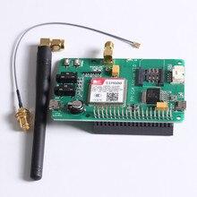 Sim800 GSM/GPRS Quad-Band добавить на развитию плата расширения сообщение Функция для Raspberry Pi B b +
