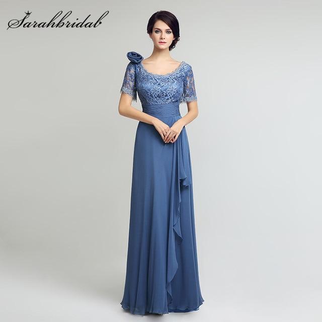 Abendkleider lang mit kurzen armeln