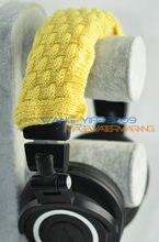 Coussin de bandeau en Pure laine, pour casque Audio-Technica ATH M70x M70 X WS99BT MSR 7