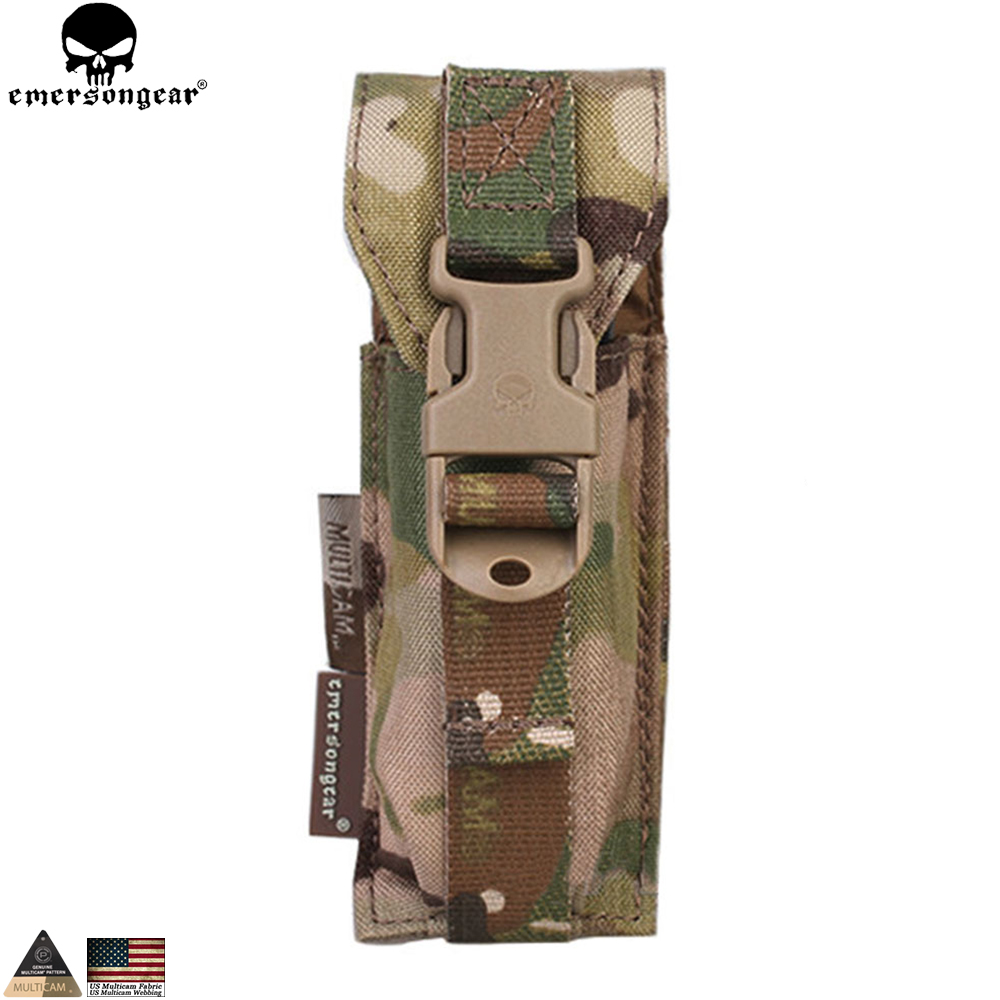 EMERSONGEAR Fight Light Multi-Tool Pouch Flashlight Pistol Mag Pouch Sports Paintball Co ...