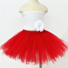 New Children Kids Girls Tutu Skirt Baby Tutus Cute Fluffy Tulle Skirt 9 Color Pettiskirt Princess Girls Mini Ballet Skirts 1-10Y
