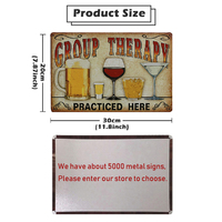 [SQ-DGLZ]Motorcycles/Ride Metal Sign Vintage Metal Plates Cafe Pub Club Home Wall Decor Tin Signs Retro Plaque