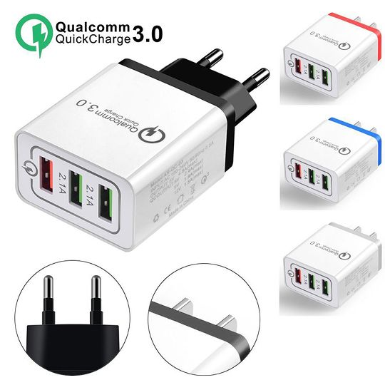 Worldwide delivery usa phone charger adapter in Adapter Of