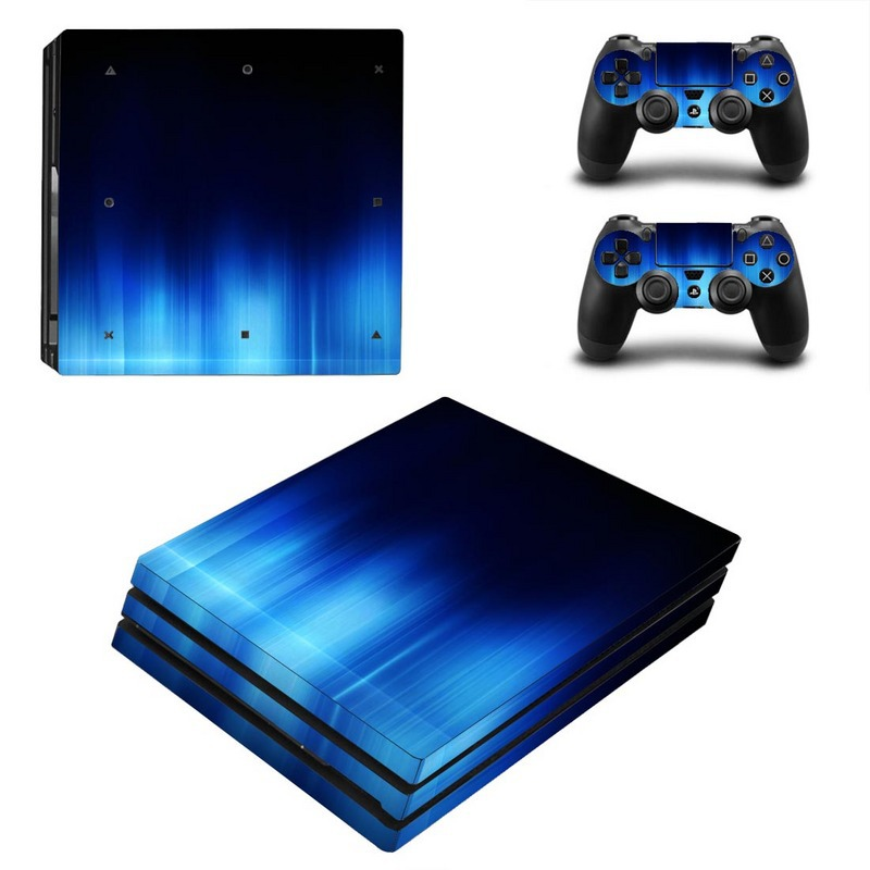 1PCS Newest Waterproof Protective Skin Cover Sticker For PS4 Pro Console Controller Protector