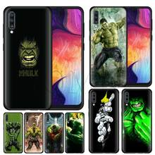 The Incredible Hulk Silicone Soft Case for Samsung Galaxy A50 A40 A70