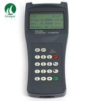 TDS-100H Handheld TDS100H com M2 Sensor Digital Ultrasonic Flow Meter Medidor Utrasonic Medidor de Vazão