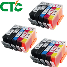 CTC 15 Pack 364XL Compatible Ink Cartridges Replacement for  364 xl Deskjet 3070A 5510 6510 B209a C510a C309a Printer