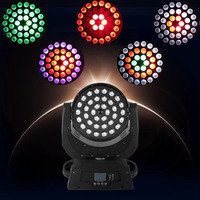 36x12W RGBW 4IN1/36x15W RGBWA 5IN1/36x18W RGBWAUV 6IN1 led Zoom Moving Head Wash Luz DMX512 Led Moving Head Wash Luzes de Efeito