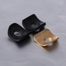 цена на VSRRWL 1 pc Copper/2 Pcs Black Plastic Spacer Bicycle Seatpost Caliper Washer MTB Parts