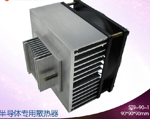 X227 semiconductor refrigeration piece of radiator cooling guide cold refrigeration chip cooling system assembly kit tec1 12708 12v 8a 72w 40 40mm cooling plate mechanism of semiconductor refrigeration piece drinking water cooling equipment