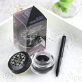 Free Shopping Kit Cosmetic Eyeliner Shadow Liner Crayon Brush Pen Glitter Color Eyeliner Gel Water-resistant