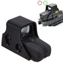Mini réflexe holographique tactique, point rouge, Glock 17, lunette de visée pour fusil de chasse Airsoft, 551