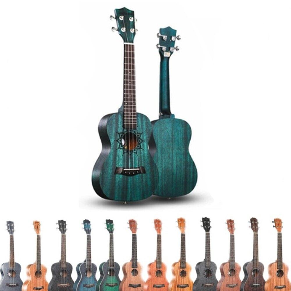 hot selling 23 inch ukulele 11 modle mahogany ukulele hawaiian small guitar four string guitar. Black Bedroom Furniture Sets. Home Design Ideas
