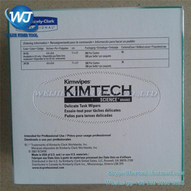 Kimwipes KIMTECH Delicate Task Wipers (13)