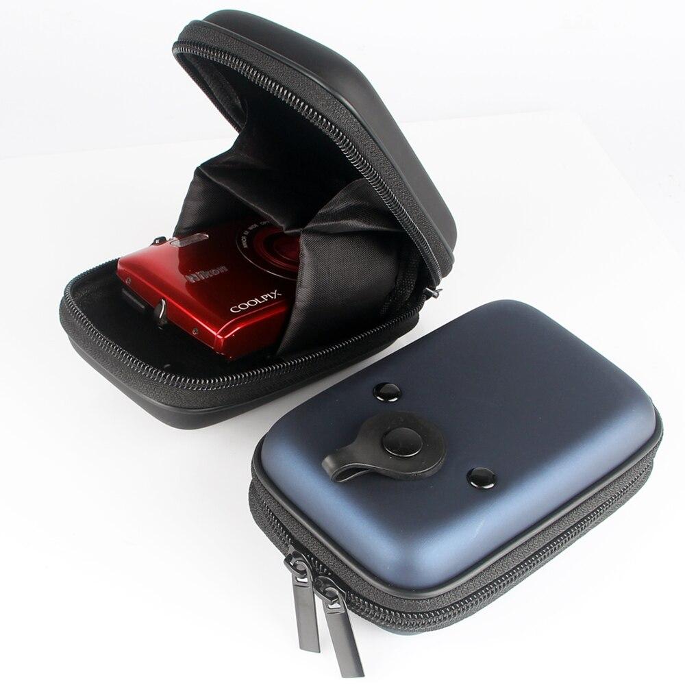 Appareil Photo numérique Housse Sac pour Canon Nikon Samsung Olympus Sony W830 W810 W350D W800 W630 W730 Antichoc Shell Compact couverture