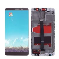 For Huawei Mate 9 MHA L09 MHA L29 Mate 9 LCD Display Screen Digitizer Touch Panel Glass Sensor Assembly with Frame