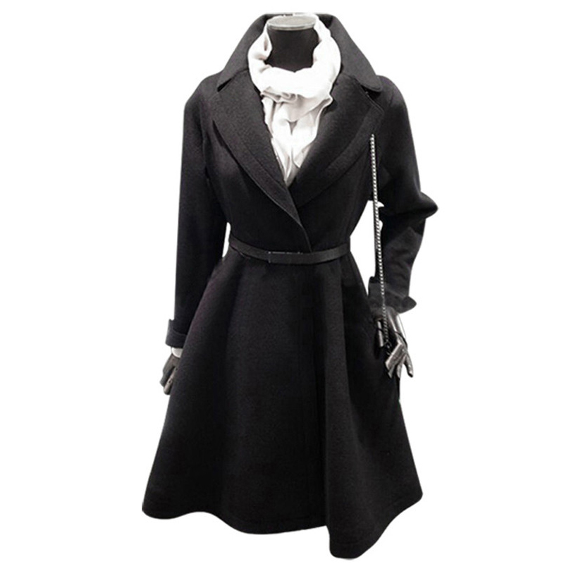 Compare Prices on Black Wool Dress Coat- Online Shopping/Buy Low ...