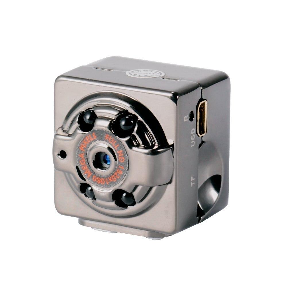 SQ8 Mini Car DVR Camera Digital HD 1080P DVR Dash Cam Night Vision Motion Sensor Camcorder Supprot TF Card DY208
