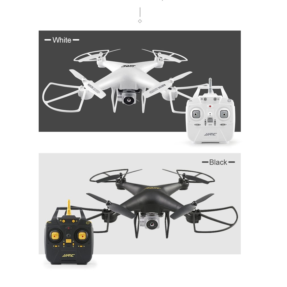 JJRC H68 Camera Drone 720P Wifi FPV RC Quadcopter Altitude Hold Headless Mode RC Helicopter 3D-Flip 20mins Long Flight Outdoor(China)