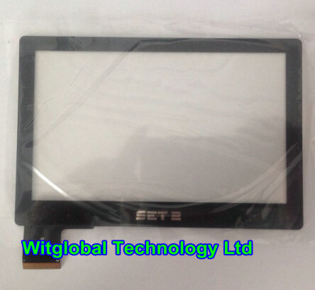 New 5 Smaggi AIO Smarti Multi-Touch A550 Touch Screen Touch Panel glass Digitizer Sensor Replacement Free Shipping