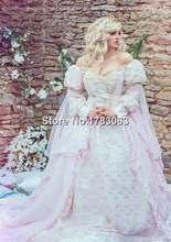 New Sleeping Beauty Fantasy Princess Gown Custom All Size