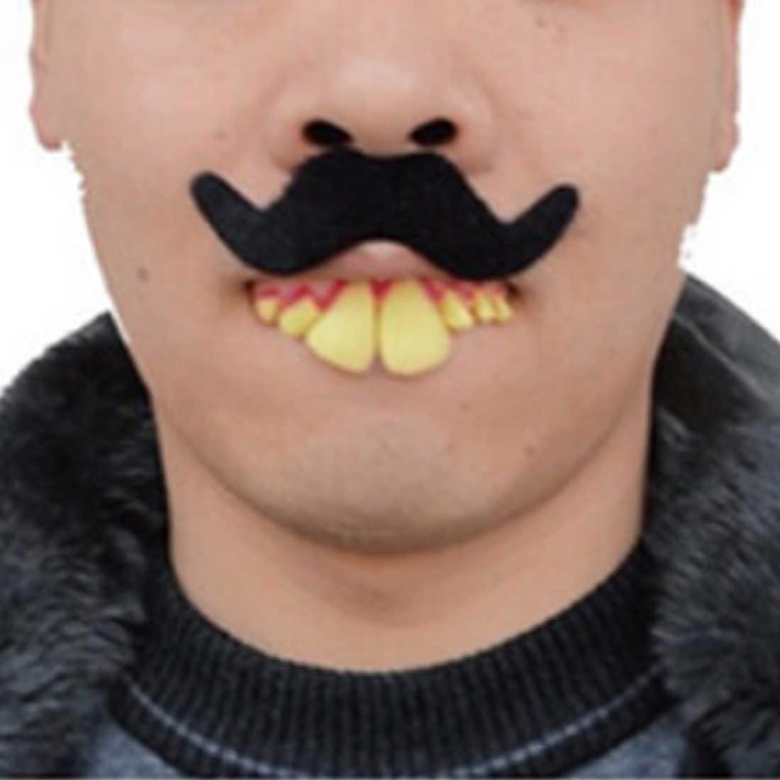 Хороший интересный шалость ужас игрушечный шокер Новинка гаджеты забавные протезные зубы декоративный реквизит на Хэллоуин игрушки