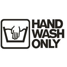 10x4.9cm HAND WASH ONLY S2 Funny Car,Van,Window,Bumper JDM DUB VAG Vinyl Decal Sticker #0002(China)